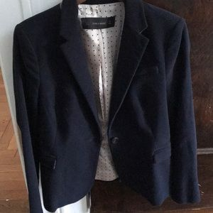 Zara Jackets & Coats - Zara blazer navy L